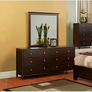 Framlingham 6 Drawer Double Dresser