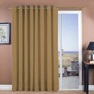 curtains for side by side windows 3 window row quickview sliding patio door curtains wayfair