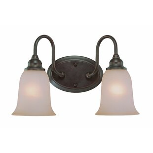 Find Charlemont 2-Light Vanity Light By Fleur De Lis Living