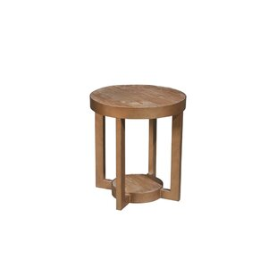 Trappeto End Table