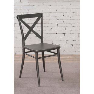 Tawnya Industrial Dining Chair (Set of 2)