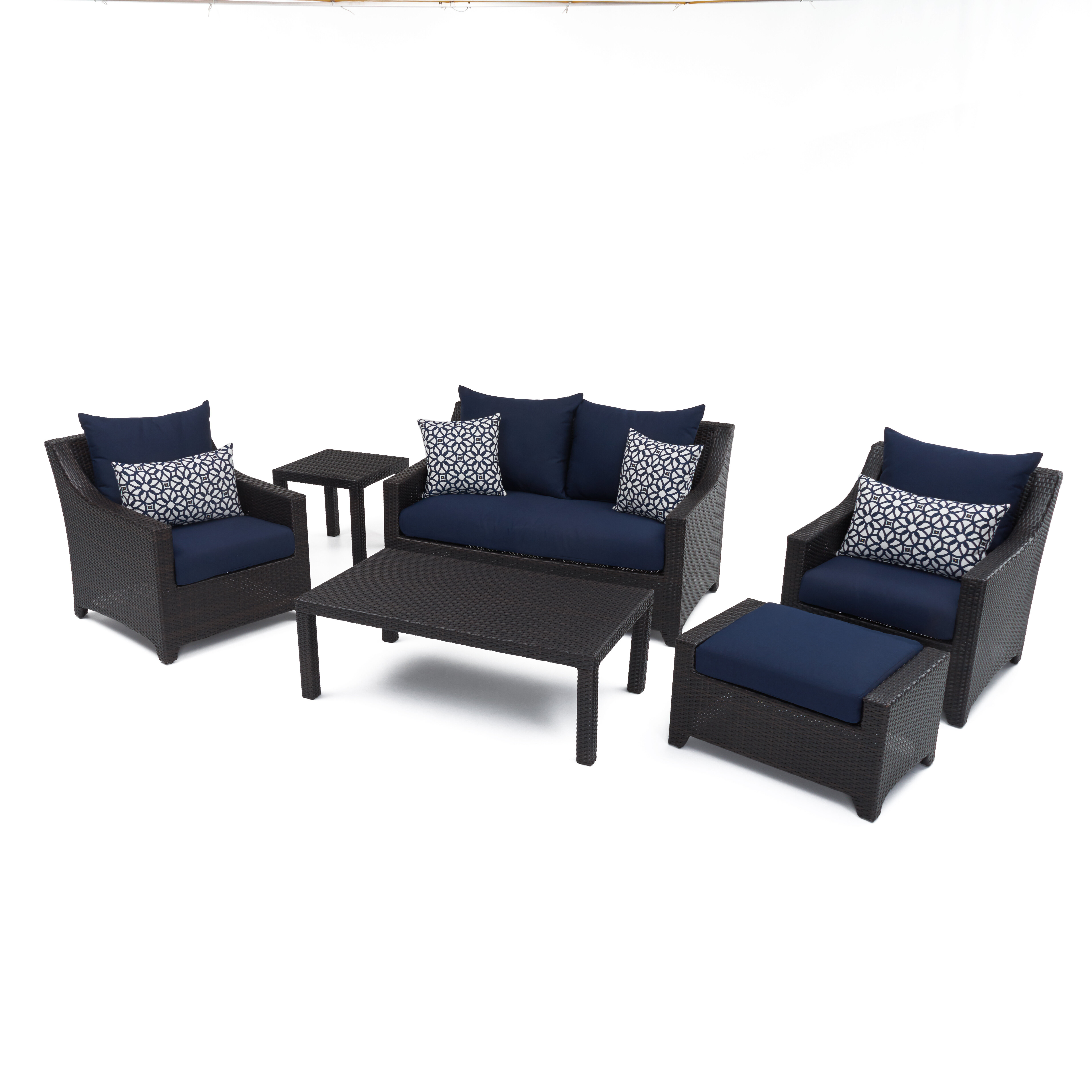 Navy Blue Patio Furniture