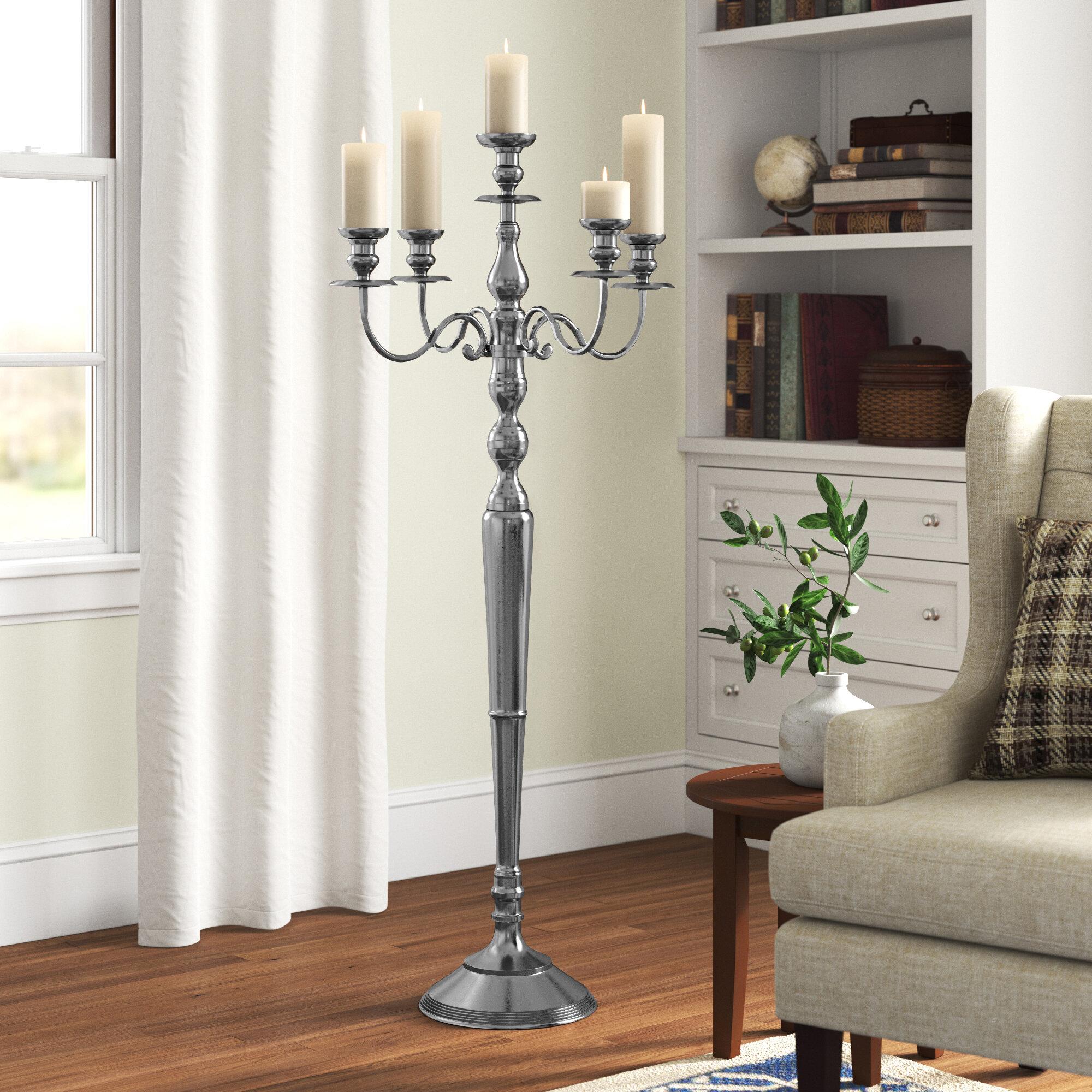 Candelabra Candle Holders You Ll Love Wayfair Co Uk