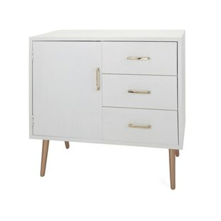 Cleveland 3 Drawer Accent Cabinet by Mercer41