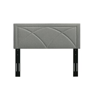 Read Reviews Ondine Upholstered Panel Headboard by Mercer41