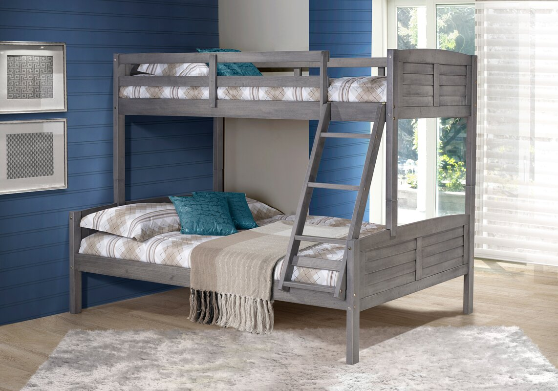 Evan Twin over Full Bunk Bed