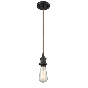 Briele 1-Light Bulb Pendant