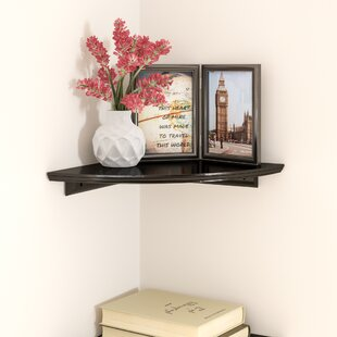 Tremont Floating Corner Shelf