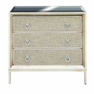 Comparison 3 Drawer Accent Chest By Cole & Grey