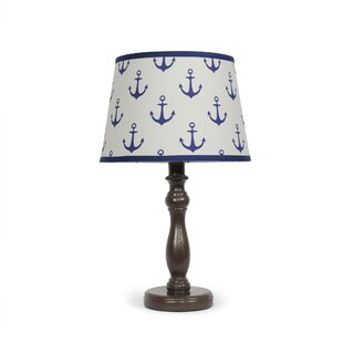 Affordable Anchors 16.5 Table Lamp By The Peanut Shell