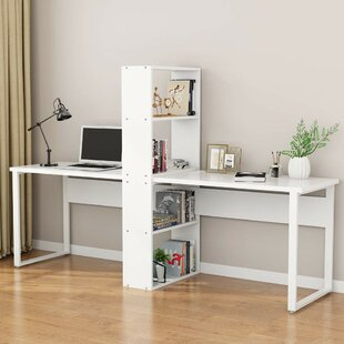 Janik Desk With Hutch by Ebern Designs Best Design