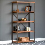 Eastwood Etagere Bookcase by 17 Stories