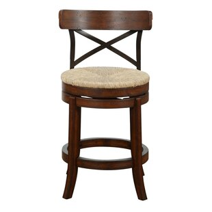 Jacklyn 24 Swivel Bar Stool