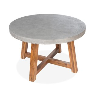 Online Purchase Colegrove Concrete Dining Table Buying and Reviews