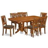 Pillsbury Solid Wood Dining Set by August Grove®