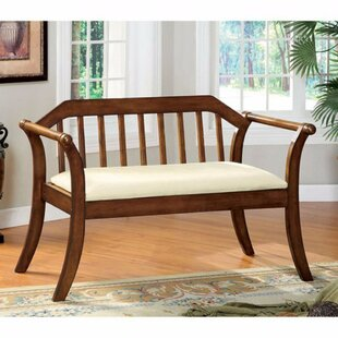 Soler Upholstered Bench by Bay Isle Home