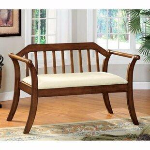 Soler Upholstered Bench