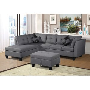 Burta Modular Sectional by Red..