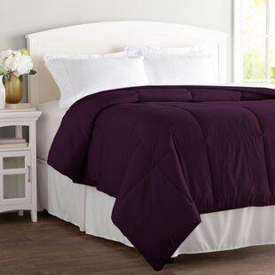 Purple Velvet Comforter