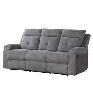 Rolfe Reclining Sofa by Red Barrel Studio