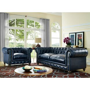 Gaiter 2 Piece Living Room Set