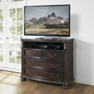 Pinehur 4 Drawer Media Chest