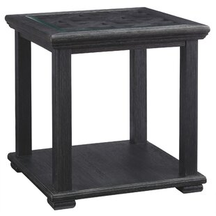 Black Glass End Side Tables You Ll Love Wayfair