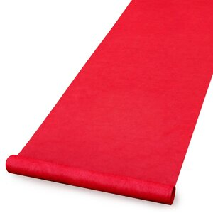 Rose Red Indoor/Outdoor Area Rug