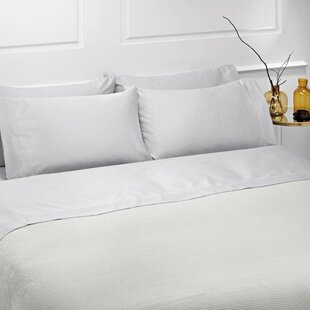 Dot 4 Piece 300 Thread Count 100% Cotton Sheet Set