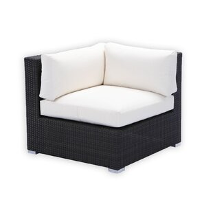 Roque Corner Deep Seating Chair with Cushions