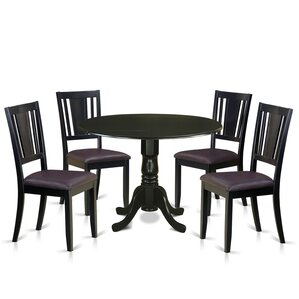 Dublin 5 Piece Dining Set by Wooden Impor..