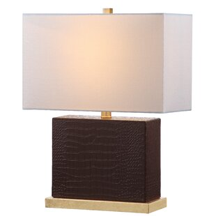 Find a Marelle 21.5 Cotton Shade Table Lamp By Willa Arlo Interiors