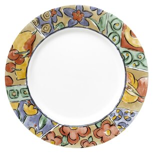Impressions 10.75\  Watercolors Dinner Plate (Set of 6). by Corelle  sc 1 st  Wayfair & Corelle Divided Dinner Plates | Wayfair
