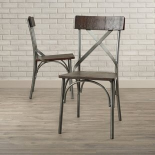 Florencio Side Chair (Set of 2) 17 Stories