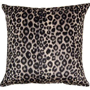 Catz Zinc Throw Pillow
