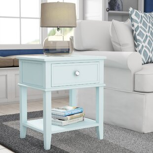 Julian End Table by Beachcrest Home No Copoun