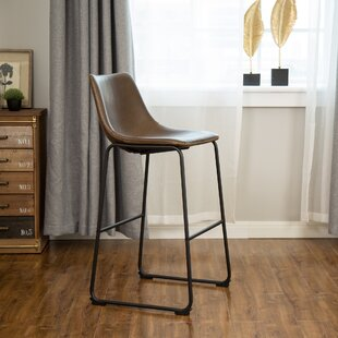 Edgardo 28 Bar Stool (Set of 2) by 17 Stories