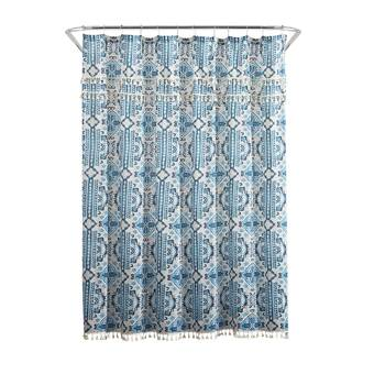 Charlton Home Mcgrane Printed Single Shower Curtain Reviews