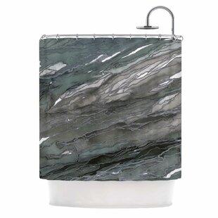 Ebi Emporium Agate Magic Elegance 2 Single Shower Curtain