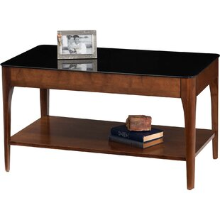 Compare prices Elliott Bay Coffee Table By Red Barrel Studio