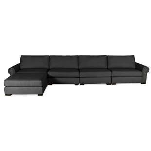 Willia Reversible Modular Sectional with Ottoman