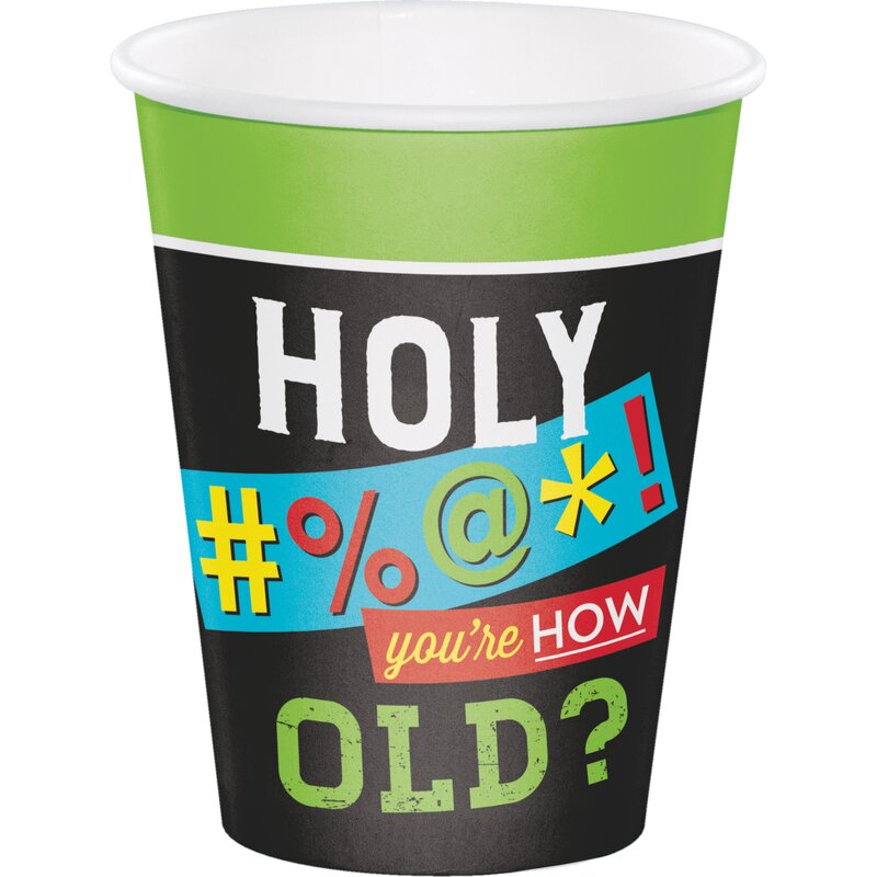 The Party Aisle 12 Oz Paper Disposable Every Day Cup Wayfair