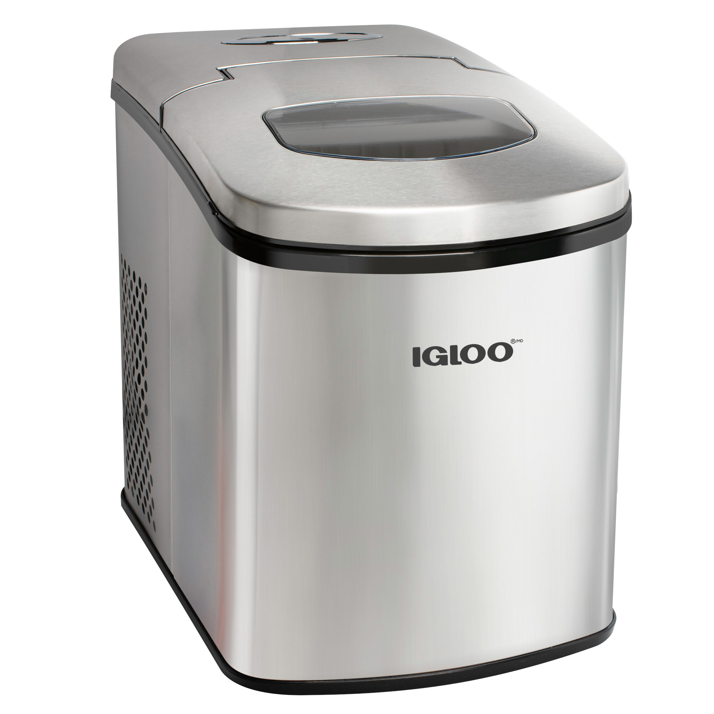 Igloo 26 Lb Daily Production Portable Ice Maker Reviews Wayfair