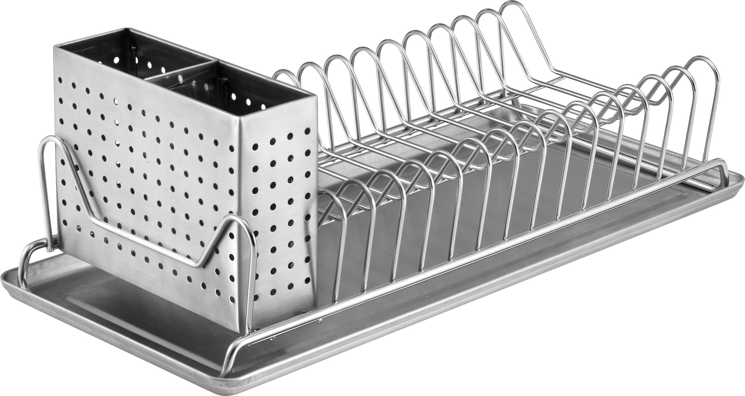 Polder Products LLC Compact Dish Rack & Reviews | Wayfair