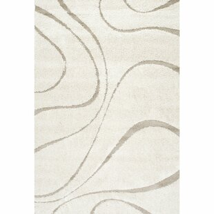 Helgeson Cream Tan Area Rug