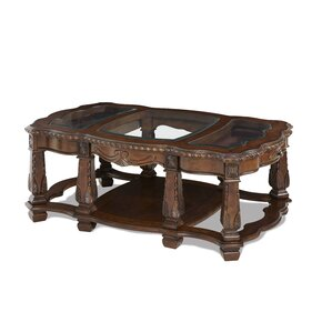 Windsor Court Coffee Table by Michael Amini ..