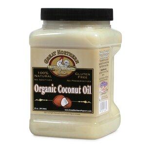32 Oz. Organic Coconut Popcorn Oil