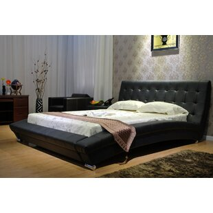 Reviews Upholstered Platform Bed by Greatime Reviews (2019) & Buyer's Guide
