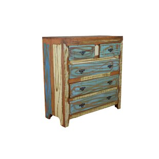 Hallum 5 Drawer Chest