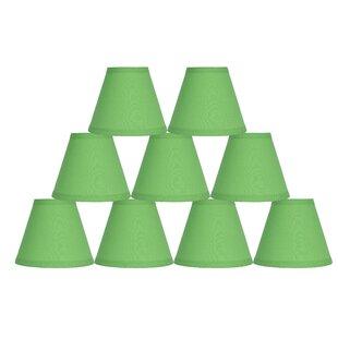 6 Cotton Empire Lamp Shade (Set of 9)